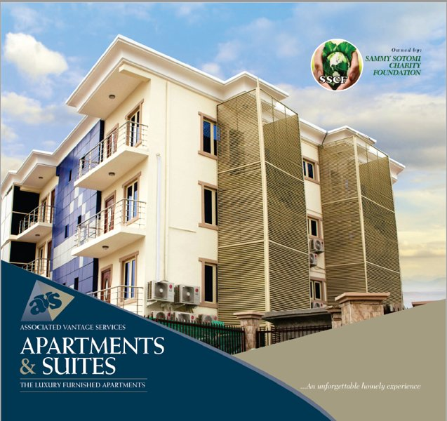 SSCFG LUXURY APTMS - (SAMMY'S PLACE) 2 Bedroom Apartment, vacation rental in Lagos State