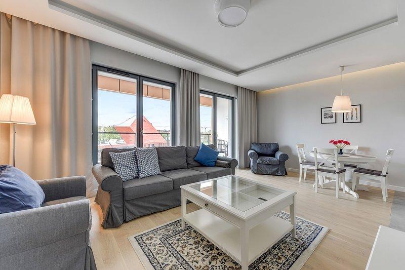 A45 -  Blue Mandarin Apartments, holiday rental in Jantar