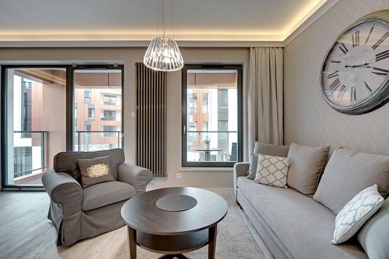 B13 - Blue Mandarin Apartments, holiday rental in Jantar