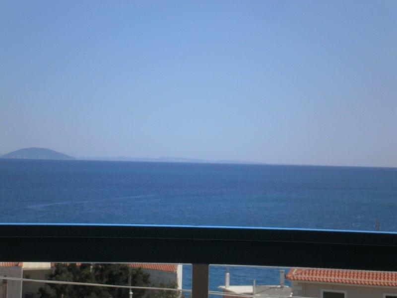 Seaview - Studio - Helen No 1, vacation rental in Paralio Astros