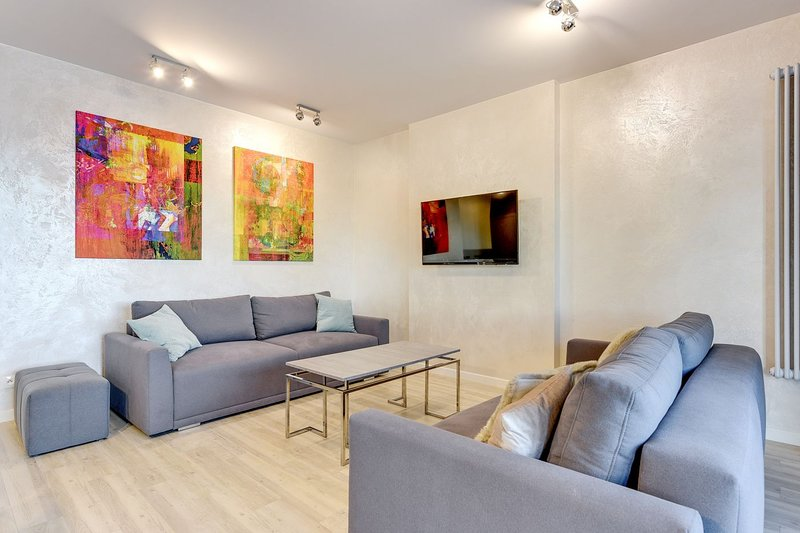 B12 - Blue Mandarin Apartments, holiday rental in Gdansk