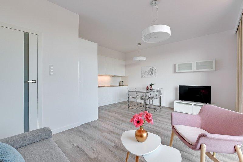 B56 -  Blue Mandarin Apartments, holiday rental in Jantar