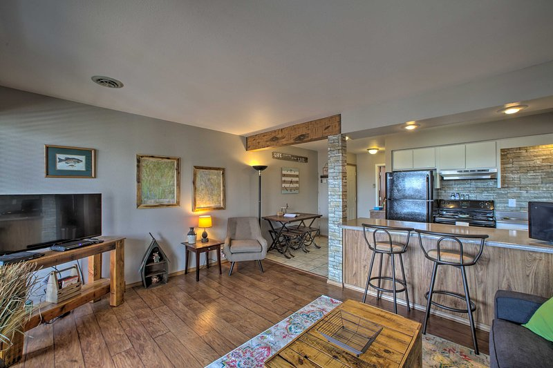 Elevate your Branson experience with this vacation rental condo.