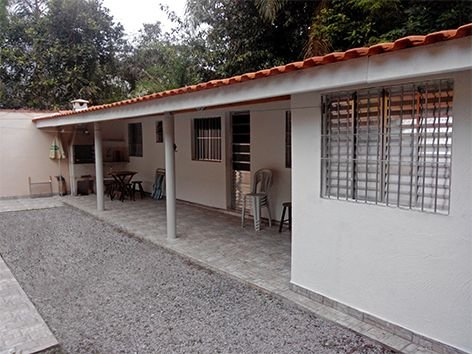 Chalés Boraceia Duda is located on the north coast of SÃO PAULO, 200 meters from the beach and local shops.