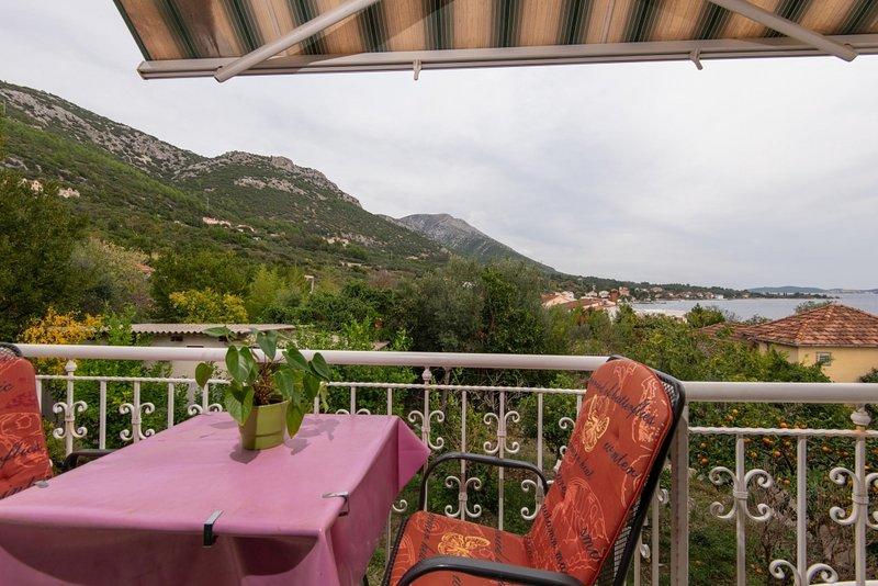 Apartment 3870-3 for 3 Pers. in Viganj, location de vacances à Viganj