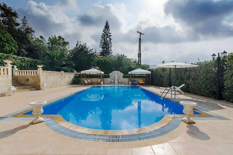 Ladie Gio Residence-Villa Aphrodite, casa vacanza a Agriana