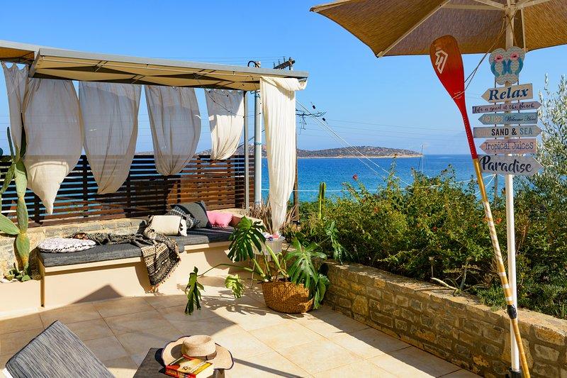 Ammoudi Apartment, holiday rental in Agios Nikolaos