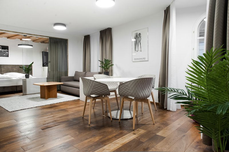 Apartment 2.0 - Sporgasse Top 3, alquiler vacacional en Gundersdorf