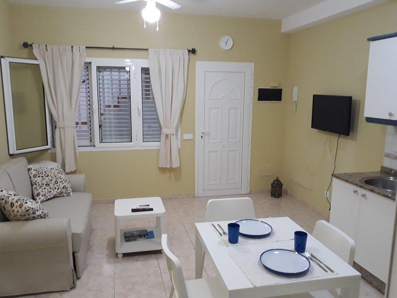 Coqueto apartamento Plaza de la Constitución céntrico y a la vez tranquilo, vacation rental in Las Palmas de Gran Canaria