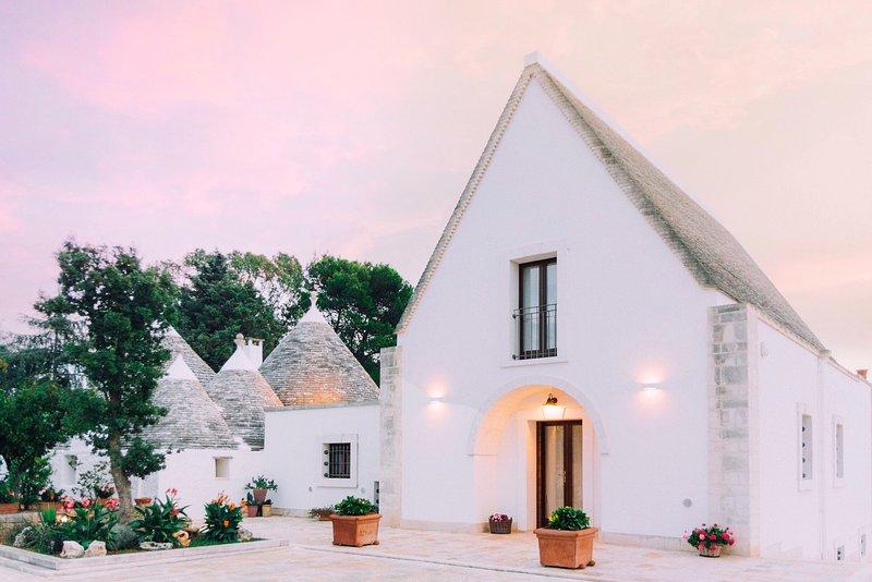 Aleph Maison - Luxury villa for renting in Apulia, holiday rental in Locorotondo