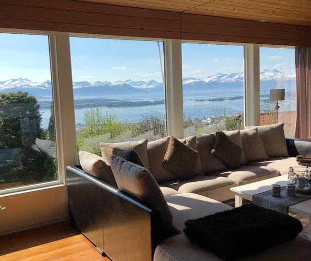 MOLDE - BEST West Coast Location! Atlantic Road, Geirangerfjord, Alesund & more!, location de vacances à Møre og Romsdal