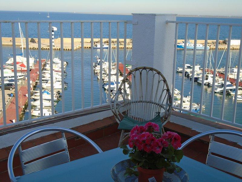 El Mirador del Port, location de vacances à L'Ampolla