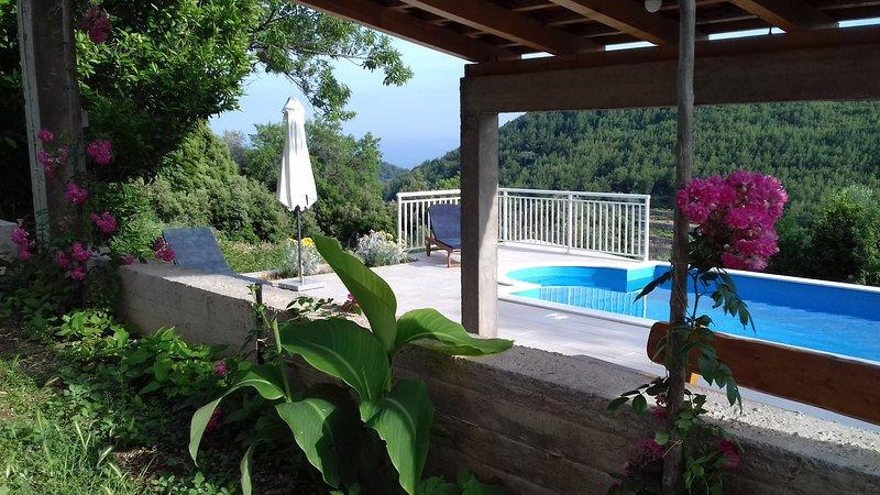 Mediterranean Stone House, location de vacances à Mljet Island