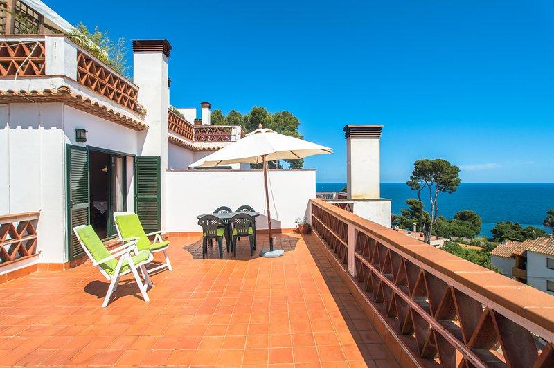 Calella de Palafrugell Apartment Sleeps 5 - 5246927, vacation rental in Calella de Palafrugell