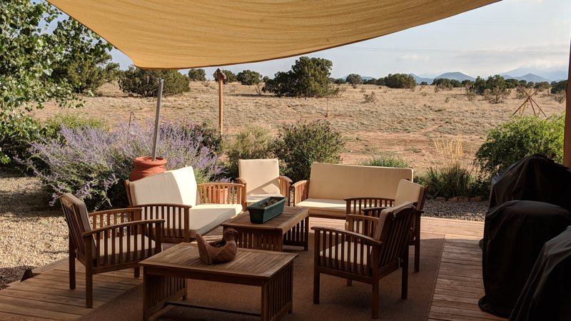 Casa Vista Grande - Great Views and Privacy - 20 Minute Drive to Santa Fe Plaza, holiday rental in Galisteo