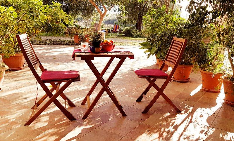 Caracol 2_Appartamento in mezzo alla campagna, holiday rental in Marina di Orosei