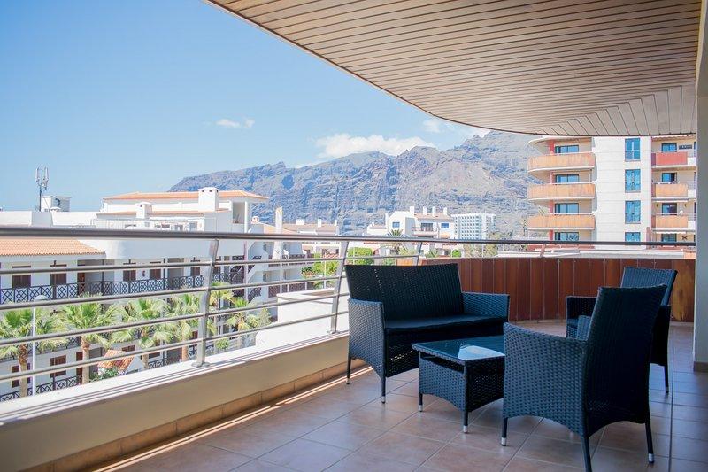 Balcon Los Gigantes FREE WIFI, Ferienwohnung in Puerto de Santiago