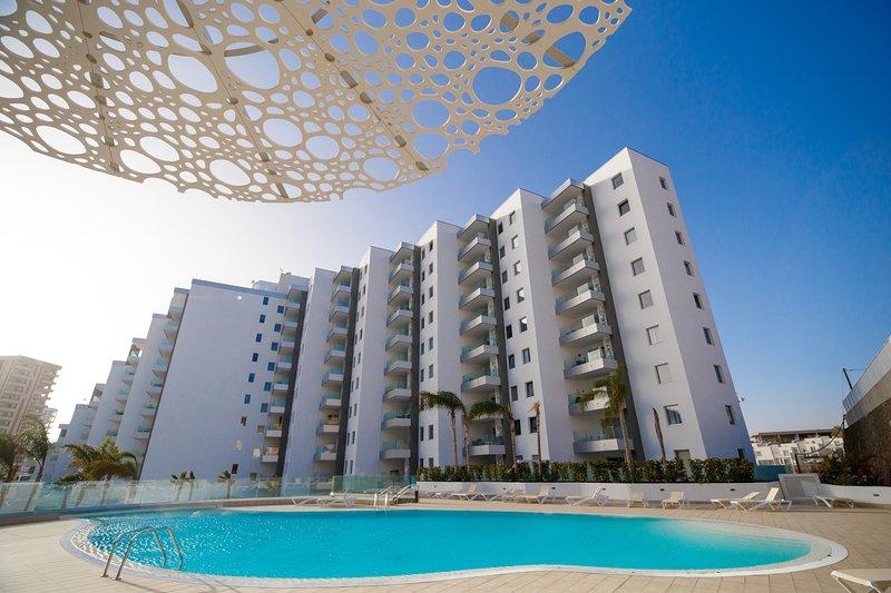 Ocean Garden FS FREE WIFI, vacation rental in Playa Paraiso