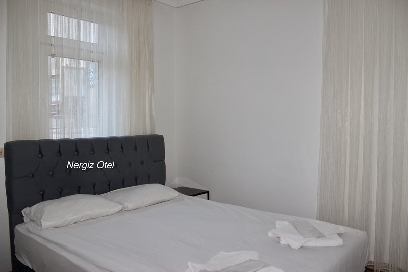Nergiz Boutique Hotel (Triple Room 2), vacation rental in Muratpasa
