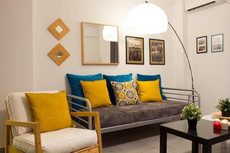 Athens Apartments - New World, location de vacances à Ymittos