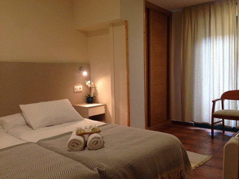 Aqualecer 2 dormitorios y dos Baños con terrazas., vacation rental in Sanxenxo