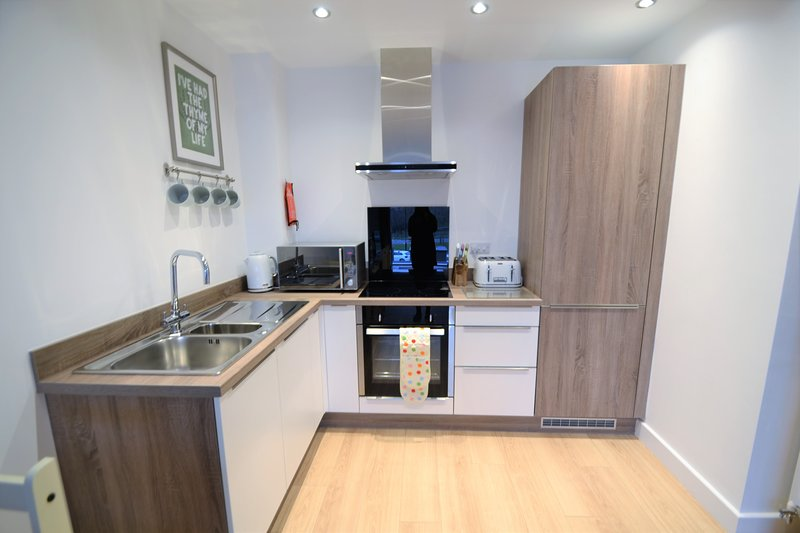 NEW FOR 2019: Luxury apartment in Doncaster, holiday rental in Doncaster