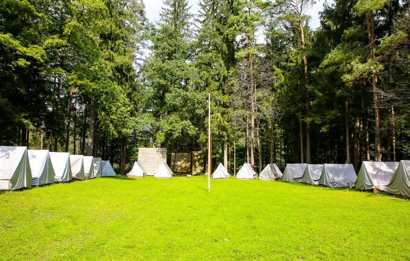Forest Camping Mozirje, vacation rental in Gornji Grad