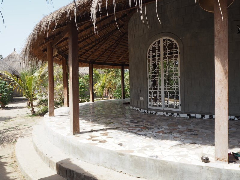 Nema Kuta Lodge, holiday rental in Tujereng