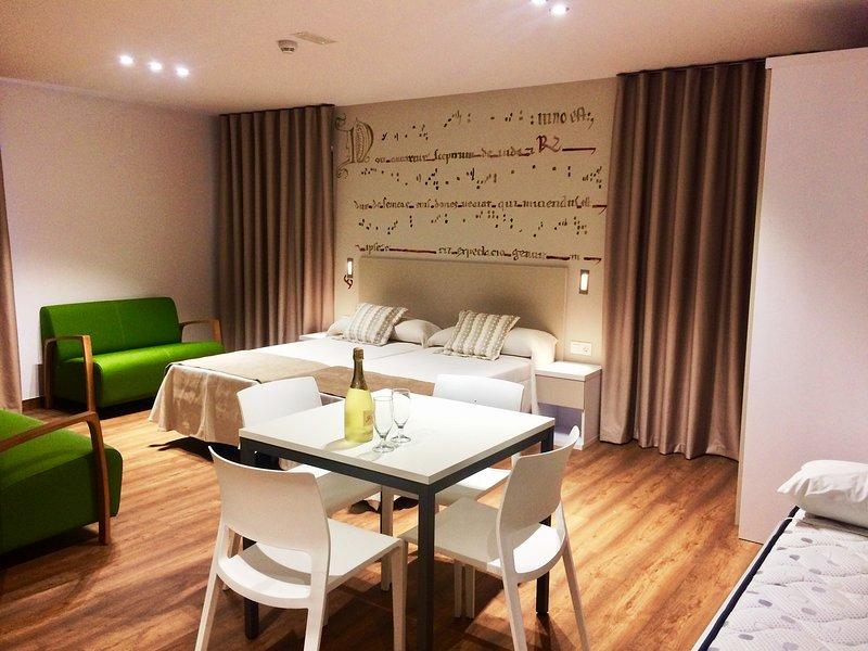 Apartamento Junto a la Catedral, holiday rental in Burgos