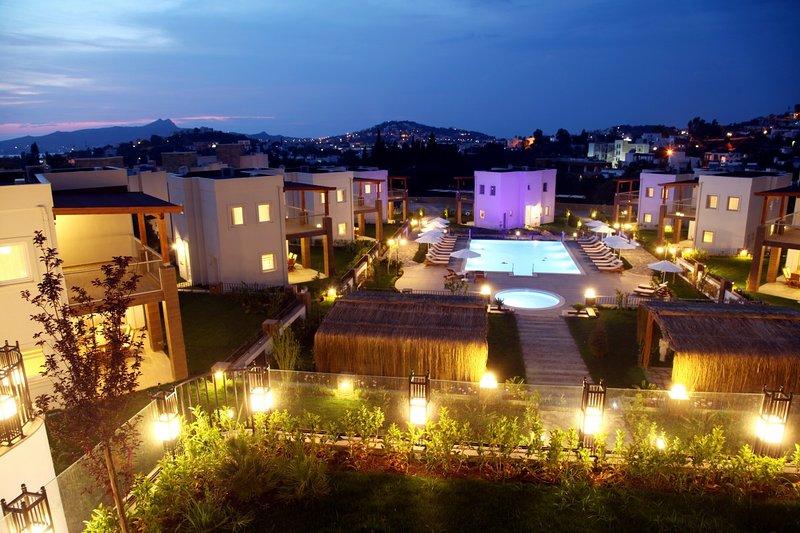 Eva Bodrum - Charming 3 bedroomed detached villas in Yalıkavak complex, vacation rental in Yalikavak