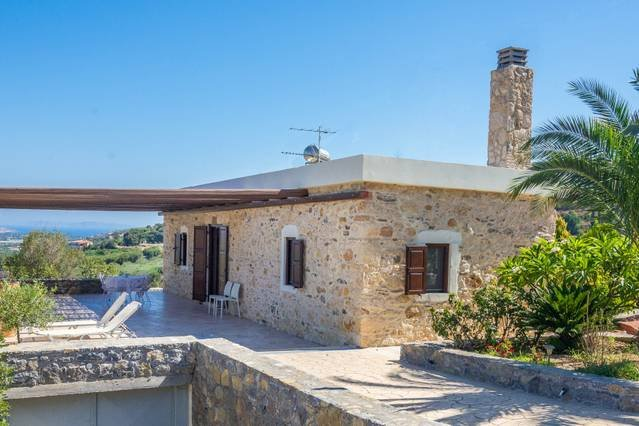 The old cheese hut, holiday rental in Tripitos