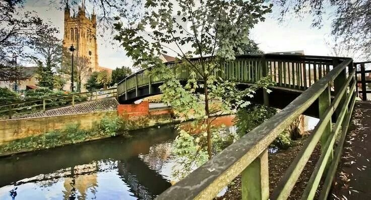 River View House - St Neots, Navigation Wharf, holiday rental in Keysoe