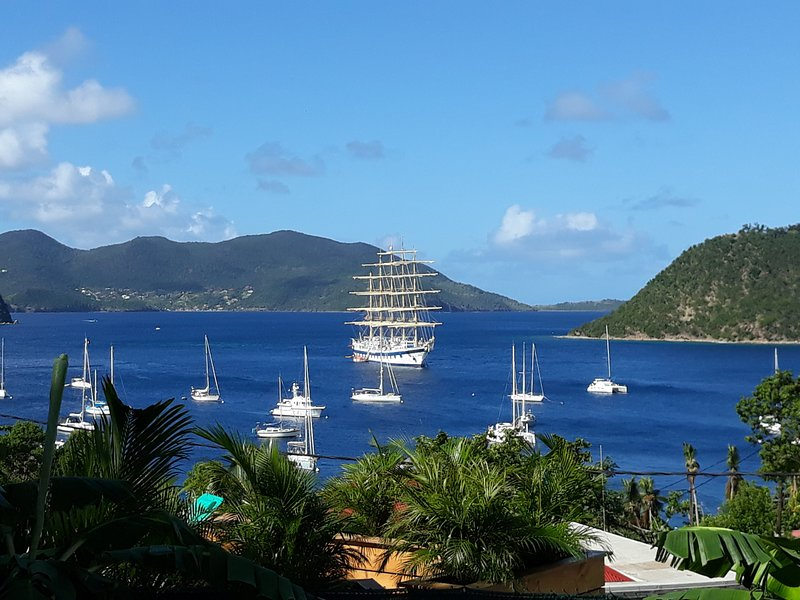 KAZAJANY PANORAMA, holiday rental in Iles des Saintes