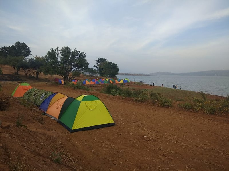 Paradise Camping, Pawana lake, vacation rental in Pune District