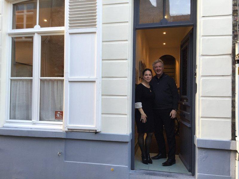 Vakantiehuis kruitenberg Brugge centrum UNESCO, holiday rental in Sint Andries
