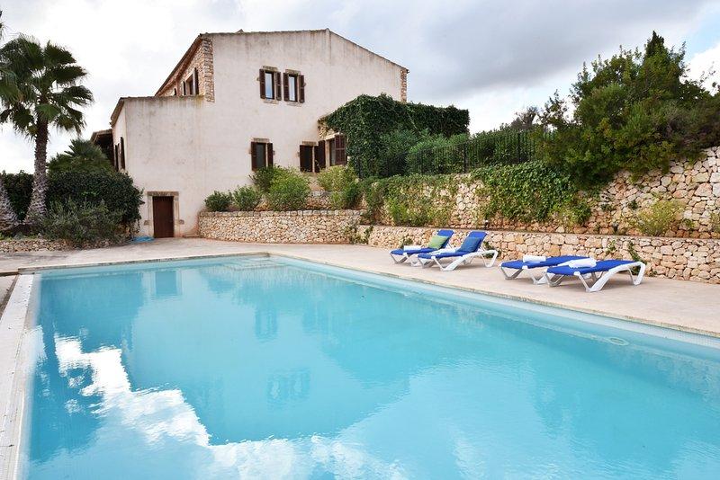 Vall Dor, location de vacances à S' Horta