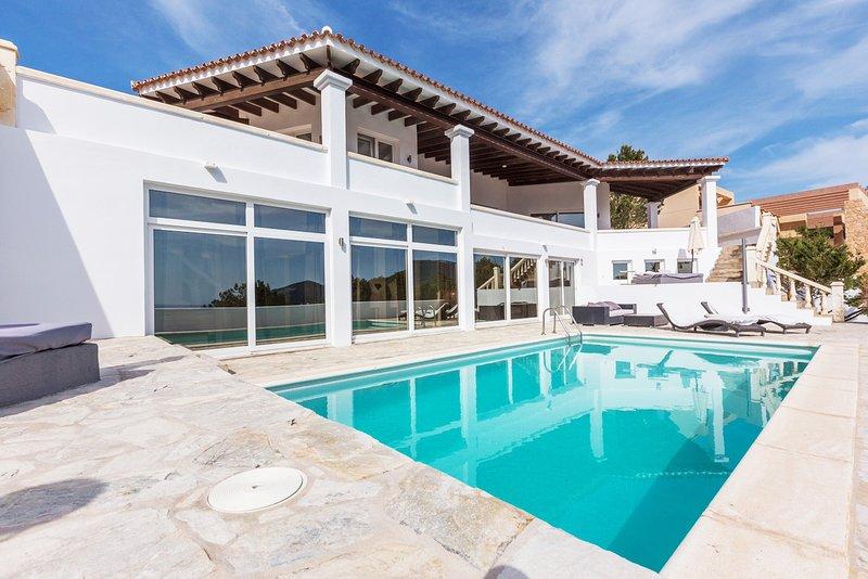 Villa Rosa, vacation rental in Cala Carbo