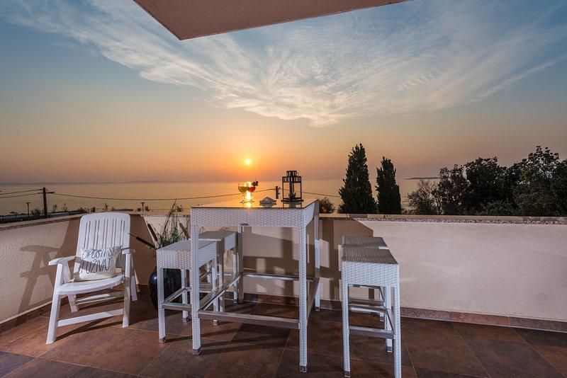 Apartmani Vrulja, location de vacances à Zaton