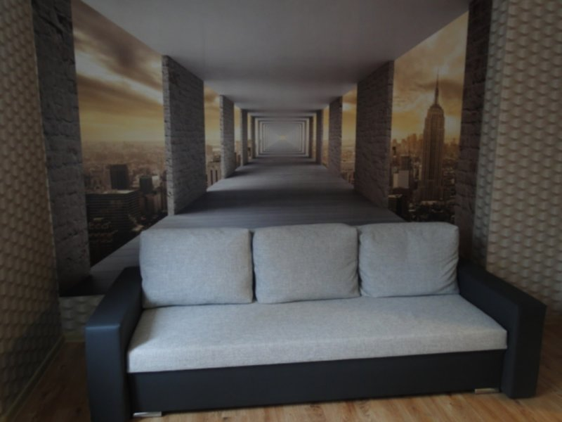 Marvelous Tunnel - small studio for 2 guests, holiday rental in Silesia Province