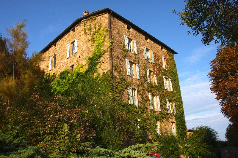 La Fabrique du Fourmiguier (for 10 to 30 persons wih all the family or friends), holiday rental in Cordes-sur-Ciel
