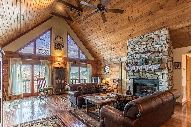 Meagan's Loft, holiday rental in Banner Elk