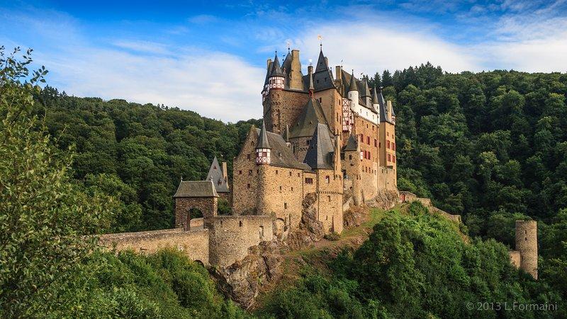 Ferienwohnung an der Burg Eltz, location de vacances à Munstermaifeld