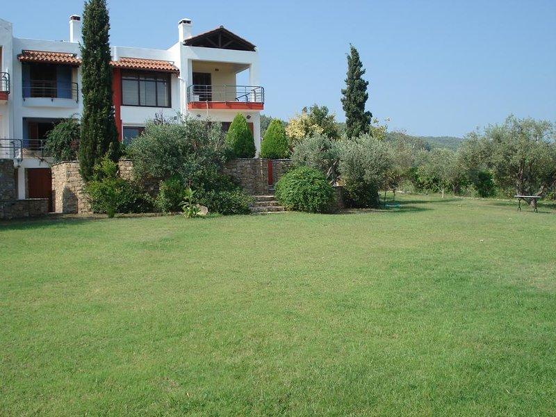 Chalkidiki, Sithonia, Vourvourou, Villa Avista, holiday rental in Vourvourou