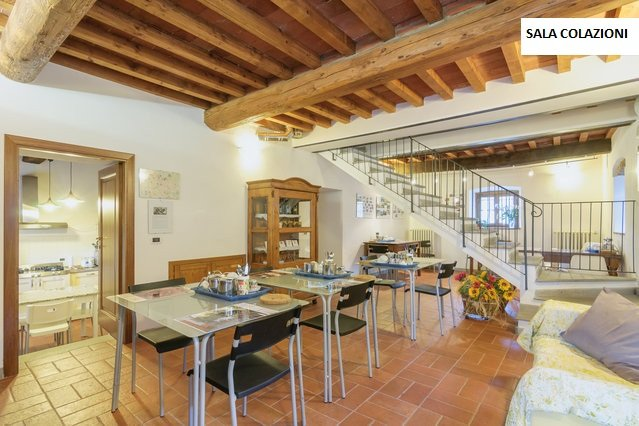 Casa Podere San Firenze, holiday rental in Arezzo