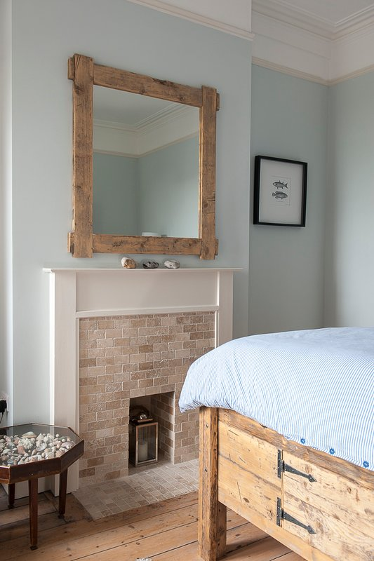 Dormitorio principal con cama super king size