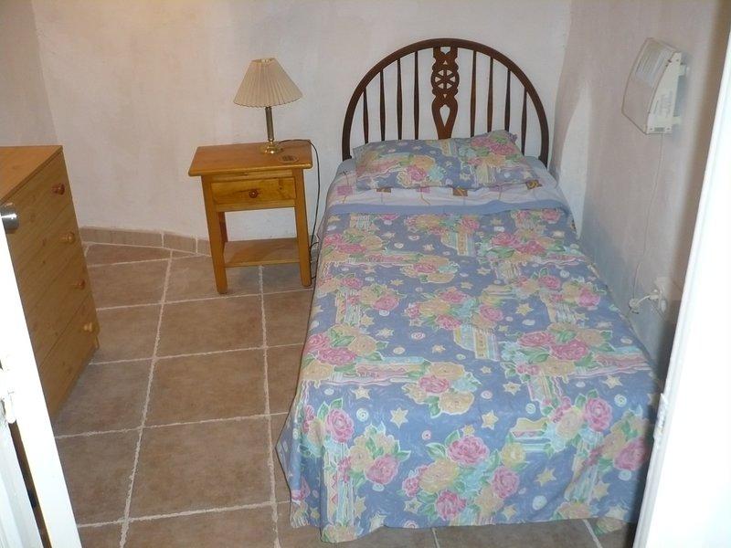 Habitación individual: primer piso