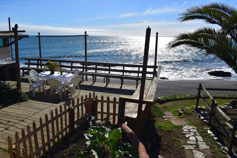 Casa Mirador Komütun, mirar y disfrutar, location de vacances à Cauquenes