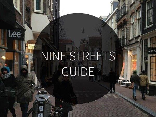 Las nueve calles: a solo 10 minutos a pie del apartamento.