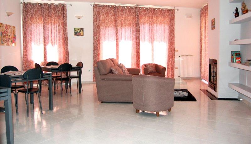 Appartamento nel Parco Nazionale del Pollino, vacation rental in Chiaromonte