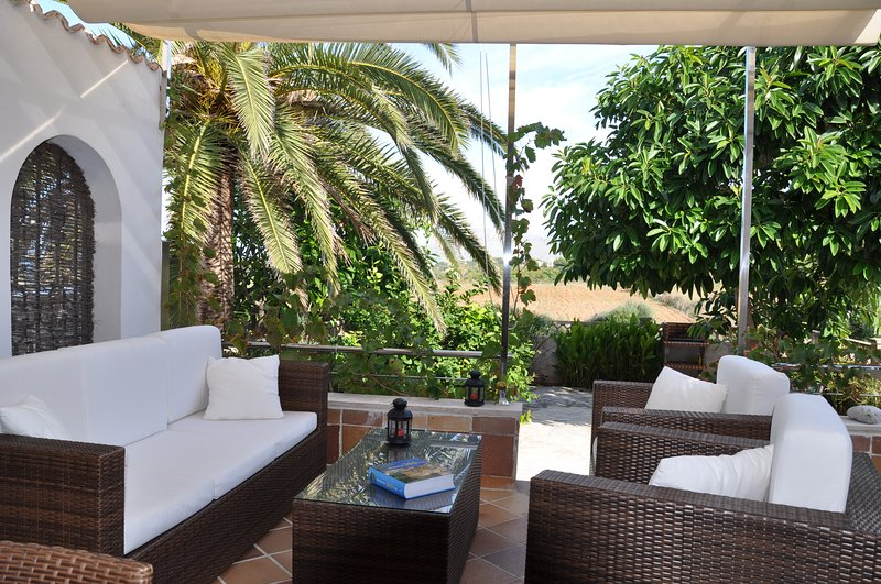 Mallorca Holiday House for Rent Del mar 37, holiday rental in Colonia de Sant Pere
